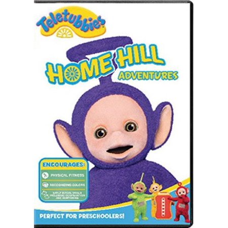 Teletubbies  Home Hill Adventures  Dvd