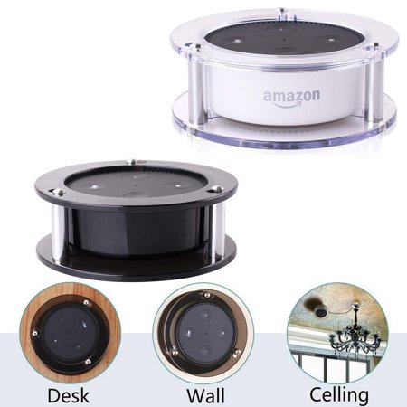 Speaker Stand Guard Holder Wall Mount for Echo Dot 2nd Generation 1-Piece (Random