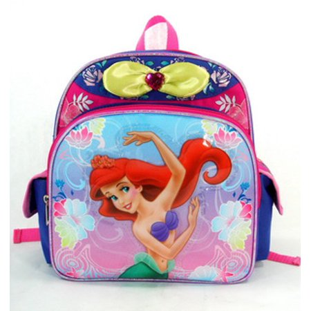 Mini Backpack - - The Little Mermaid - Music and Dance New Bag 617066