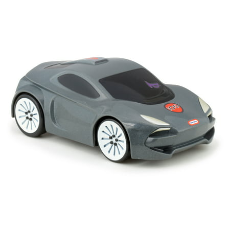 Little Tikes Touch 'N' Go Racers Grey Sports Car