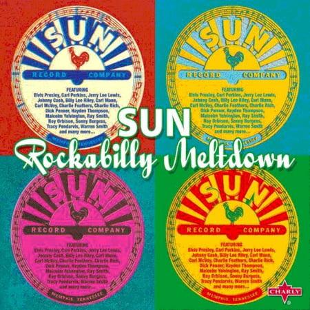 Sun Rockabilly Meltdown (CD)
