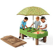 Step2 Naturally Playful Sand and Water Activity Table - Value Bundle