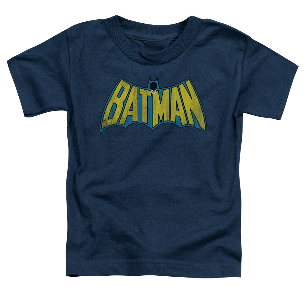 DC Comics Classic Batman Logo Little Boys Shirt