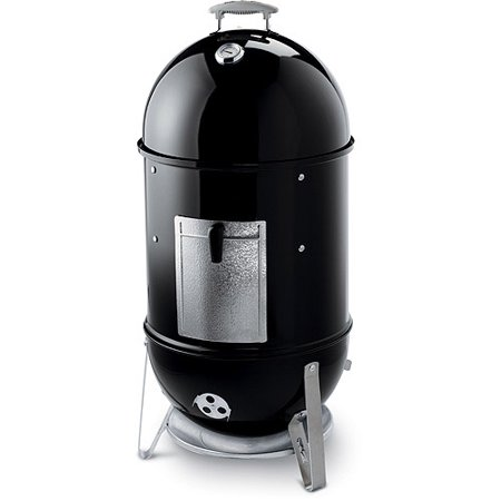 "Weber 18.5"" Smokey Mountain Cooker Smoker"