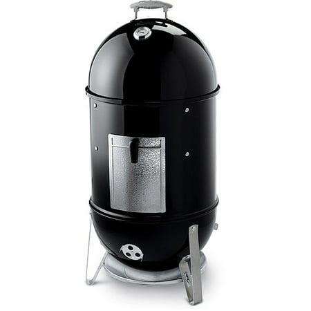 "Weber 18.5"" Smokey Mountain Cooker Smoker"