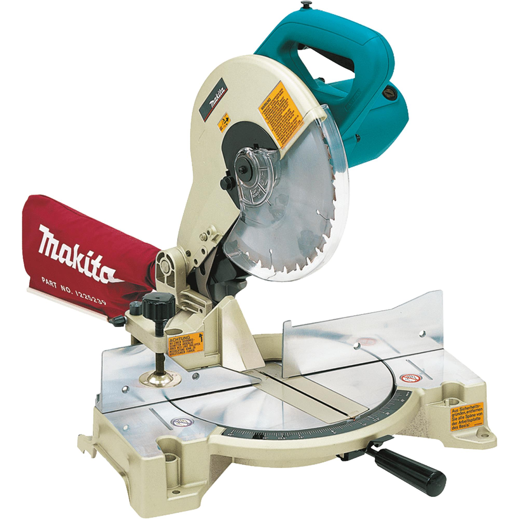 Makita 10 In. Compound Miter Saw