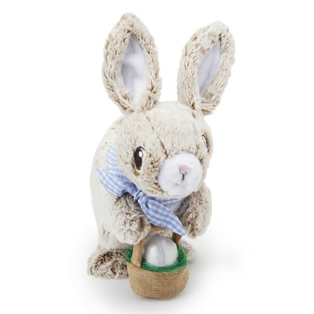 Way to Celebrate Egg Pooping Bunny Plush