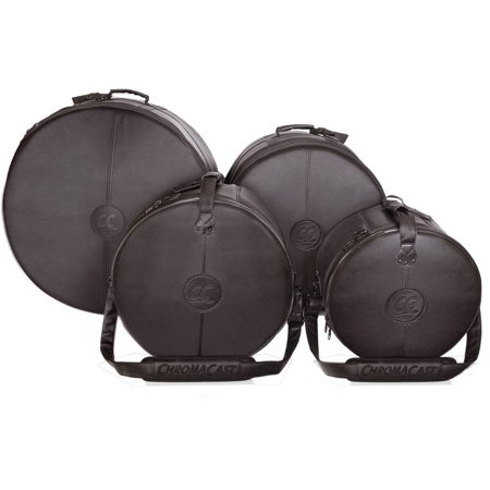 ChromaCast Pro Series 4-Piece Rock Drum Configuration Bag