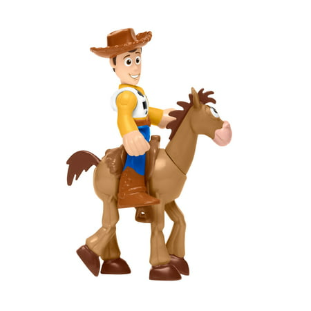 Disney Toy Story Woody & Bullseye Figure Pack