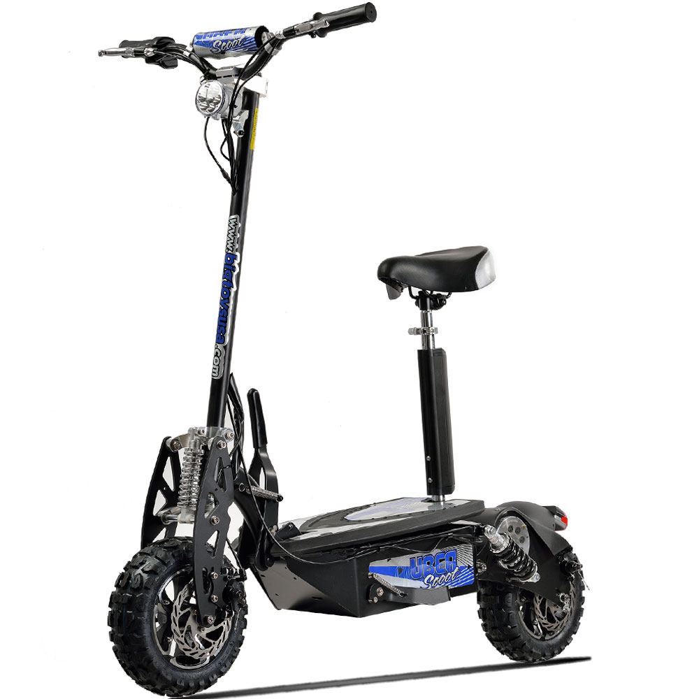UberScoot 1600w 48v Electric Scooter by Evo Powerboards by Big Toys USA