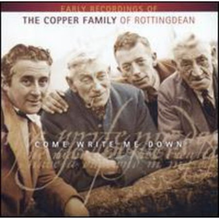 The Copper Family  Bob Copper  Ron Copper  Jim Copper  John Copper  Vocals  Recorded In The 1950S And Early 1960S  Includes Liner Notes By Vic Gammon  Reg Hall  Steve Roud This Cd Comes In A Deluxe Box With With Biographical And Historical Sleeve Notes  Song Texts  And Period Photos All Tracks Have Been Digitally Remastered