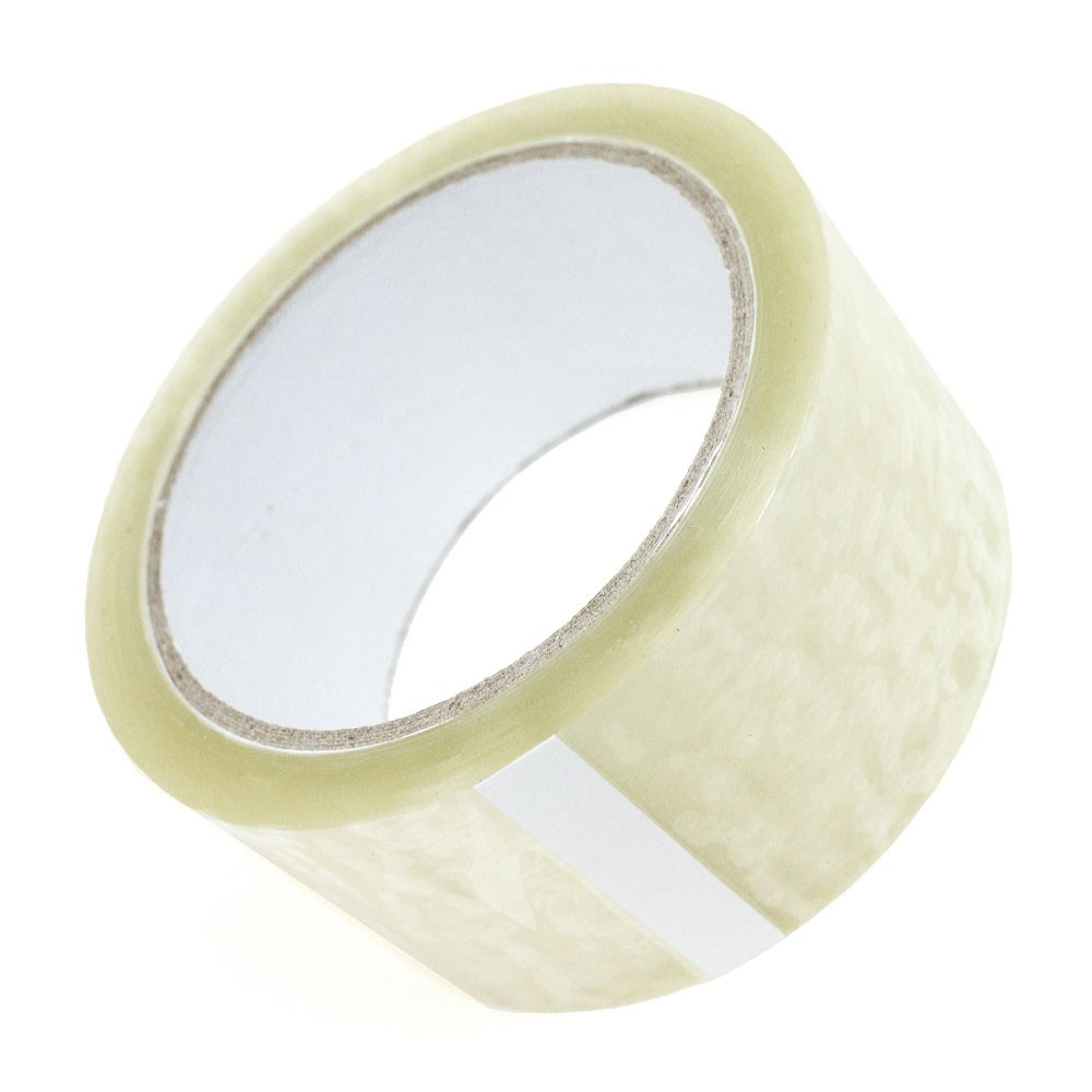 """18 rolls carton sealing packing clear tape 2/""""x110 yards heavyduty fit most tape"""