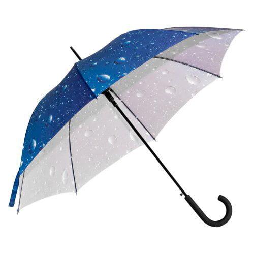 Elite Rain Umbrella Auto Open Umbrella - Rain Drop