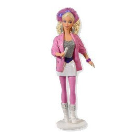 - 2010 Barbie and the Rockers Doll - Limited Edition Ornament