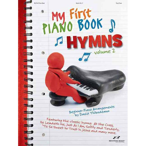 My First Piano Book Hymns V2