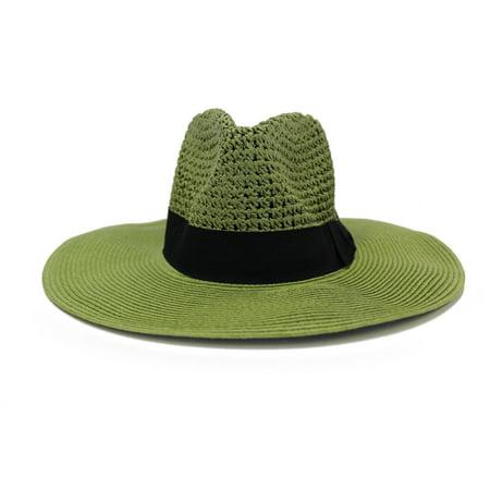 e3881f56752d7 Women s Foldable Crushable Taylor Ladies Sun Hat for Summer Beach Sun Hats  - Beige - image ...