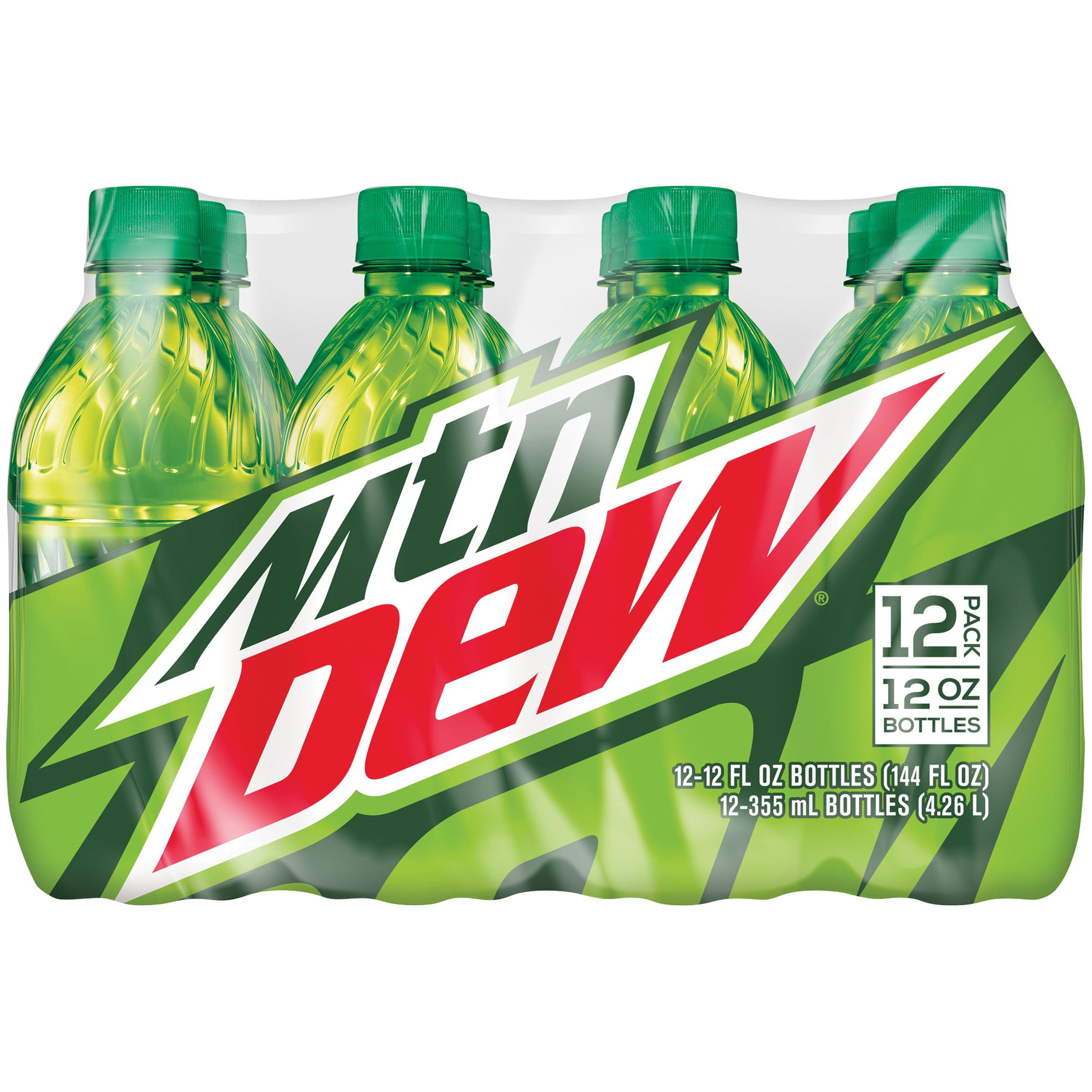 Mountain Dew® 12-12 fl. oz. Plastic Bottles