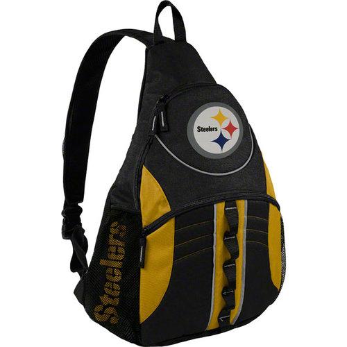 NFL - Pittsburgh Steelers B-Line Sling Backpack