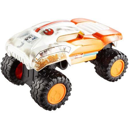 Hot Wheels Star Wars Luke Skywalker All Terrain Vehicle