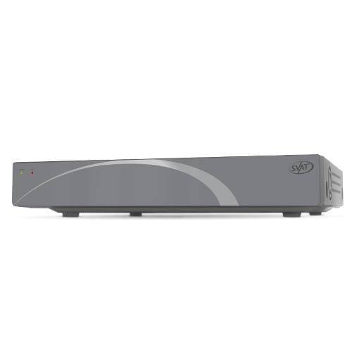 SVAT 11011 4-Channel H.264 DVR with 500GB Hard Drive