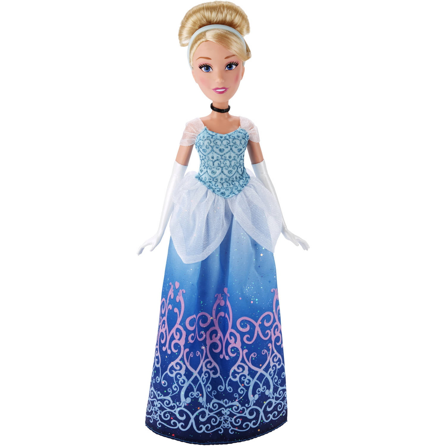 Disney Princess Royal Shimmer Cinderella Doll by Hasbro Inc
