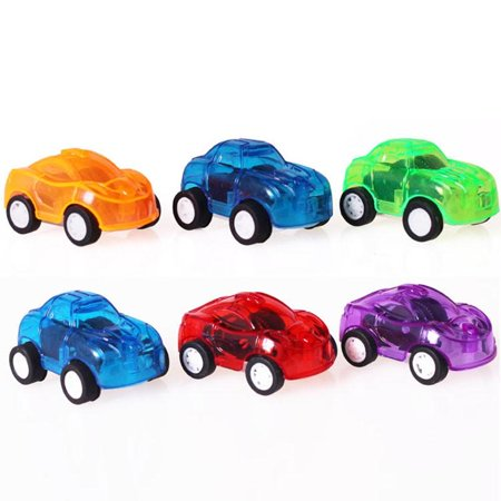 Baby Toys Cute Plastic Pull Back Cars Toy Cars For Child Wheels Mini