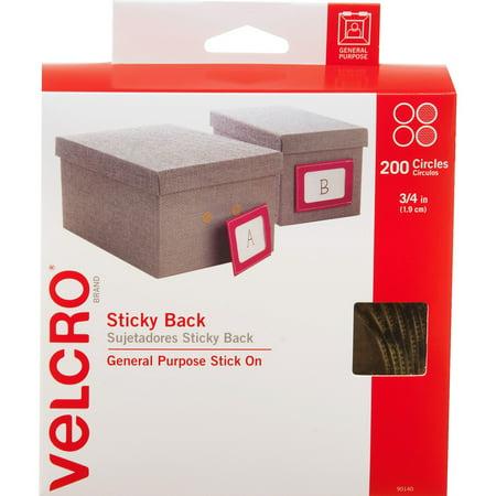 VELCRO® Brand, VEK90140, Sticky Back Tape, 200 / Box, Beige