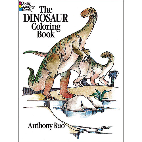 Dover Publications, Dinosaur Coloring Book