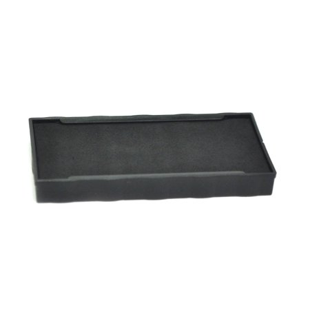 MaxMark Replacement Pad for Stamper 40 Self Inking Stamp, BLACK ink color - Self Inking Stamper