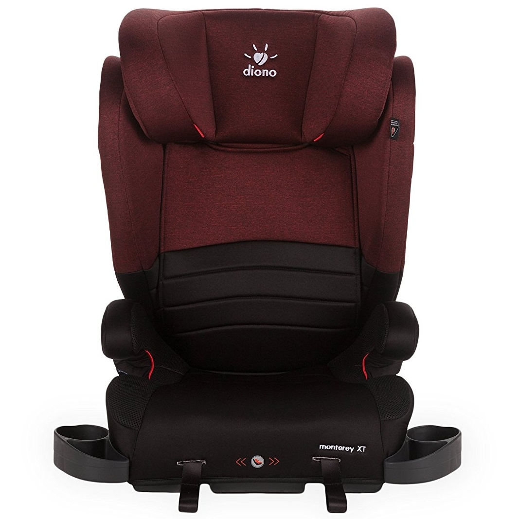 Diono Monterey XT High Back Booster Seat Heather by Diono