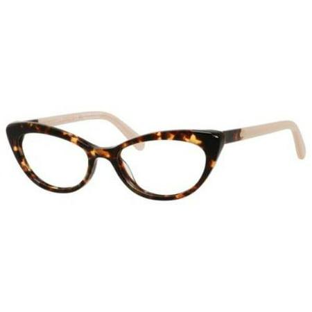 Ray Ban Tortoise Frame - KATE SPADE Eyeglasses ANALENA 0W79 Tortoise 50MM