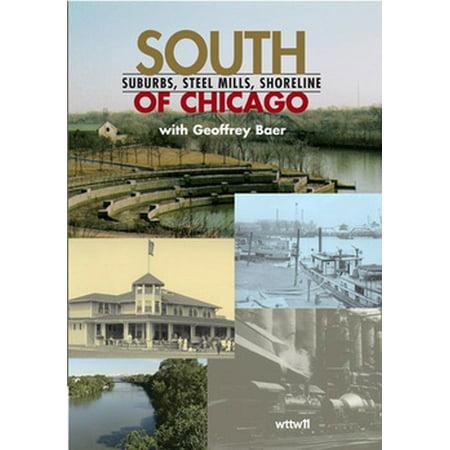 South of Chicago: Suburbs, Steel Mills, Shoreline - Halloween Chicago Suburbs