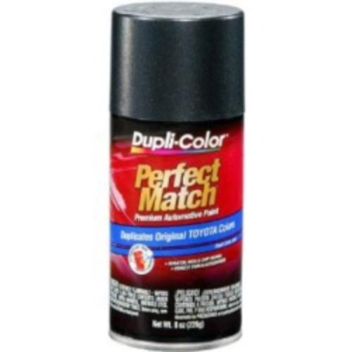Krylon BTY1619 Magnetic Gray Metallic Toyota Exact-match Automotive Paint - 8 Oz. Aerosol