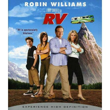 Rv  Blu Ray