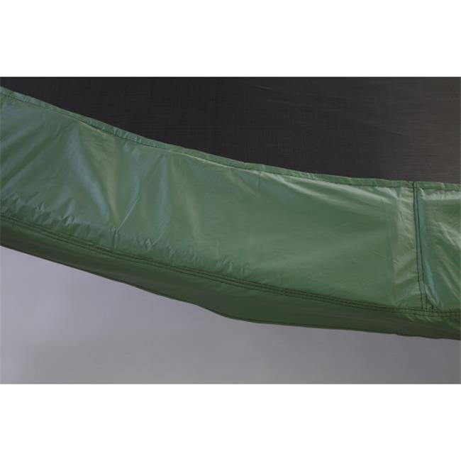 Bazoongi PAD15-10G 15 ft. x 10 in. Wide Safety Pad, Green