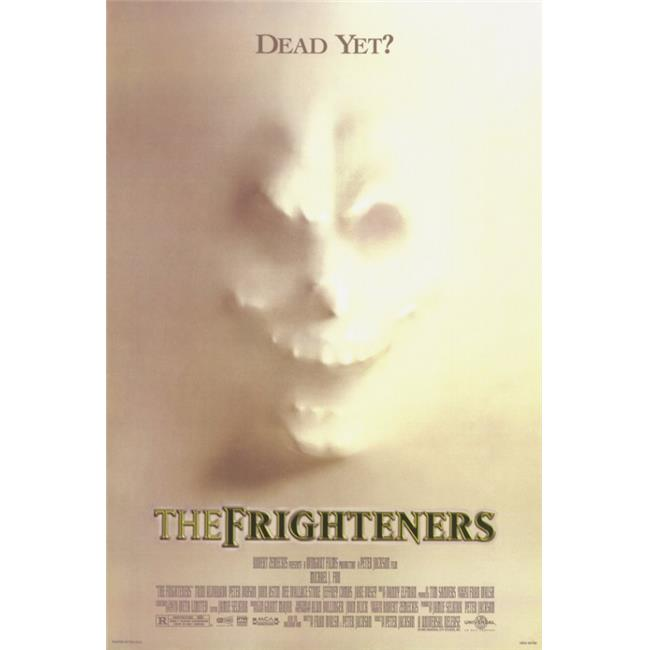 Pop Culture Graphics MOVGD8921 The Frighteners Movie Poster, 11 x 17 - image 1 de 1