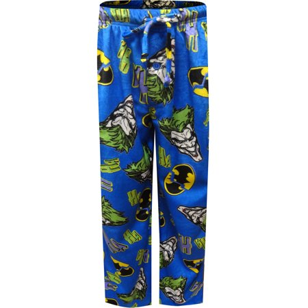 Batman The Joker Sueded Fleece Lounge Pants - The Joker Suit For Sale