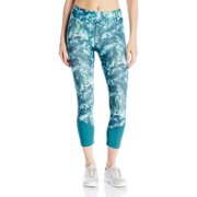 Lole Women's Chelsea Capris, Green Tropic Moving Sand, X-Small