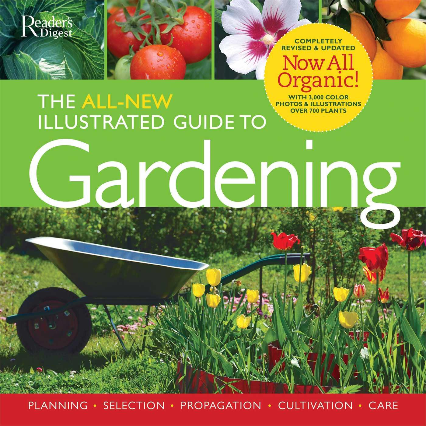 The All-New Illustrated Guide to Gardening (Hardcover)