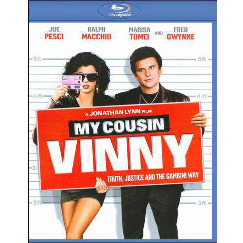 My Cousin Vinny (Blu-ray) (Widescreen)