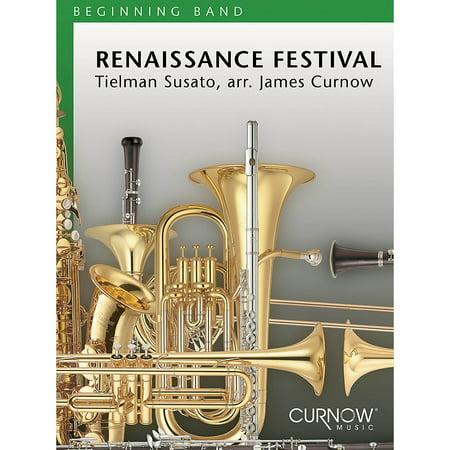 Curnow Music Renaissance Festival (Grade 1.5 - Score Only) Concert Band Level 1.5 Arranged by James Curnow](Renaissance Festival Outfits)