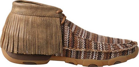 Women's Twisted X Boots WDM0106 Driving Moc
