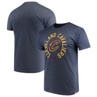 Cleveland Cavaliers Sportiqe Comfy Super Soft Tri-Blend T-Shirt - Navy