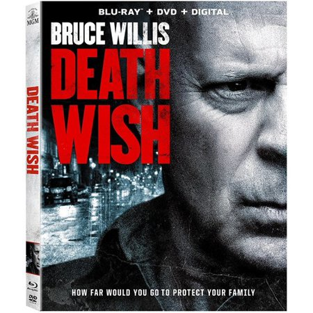 Death Wish (Blu-ray + DVD)