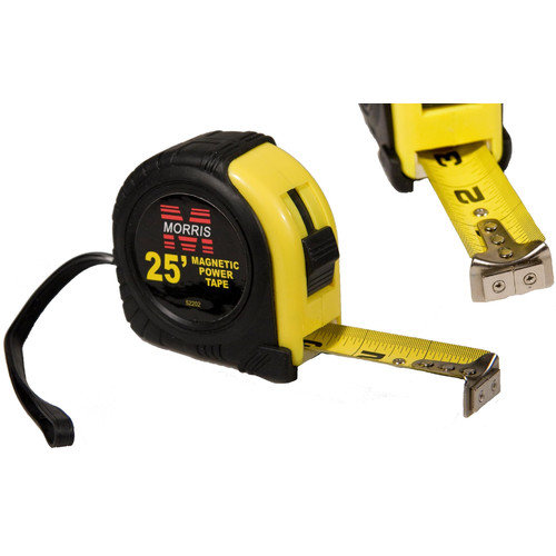 Morris Products 1'' Tape Measures with Magnetic Tip