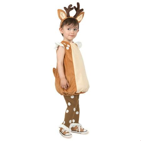 Diner Costumes (Toddler Debbie The Deer)