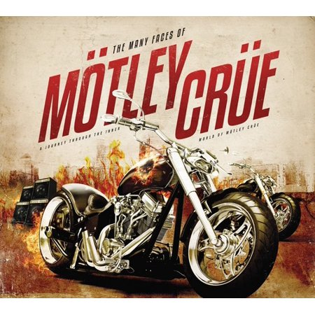 Many Faces Of Motley Crue / Various (CD)