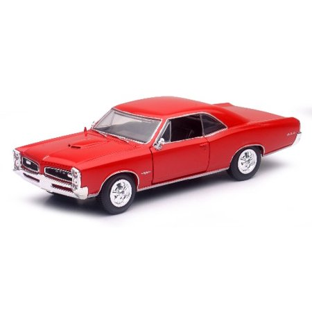 1/25 1966 Pontiac GTO Car (Die Cast)