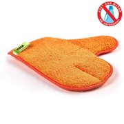 Pure-Sky Magic Microfiber Dusting MITT ? Ultra Microfiber Cleaning Cloth Glove ? JUST ADD Water No Detergents Needed ? Use for Cleaning Furniture, Home Appliances, Screens, Electronics
