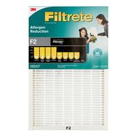 Filtrete Allergen Reduction HEPA-Type Room Air Purifier Filter, F2
